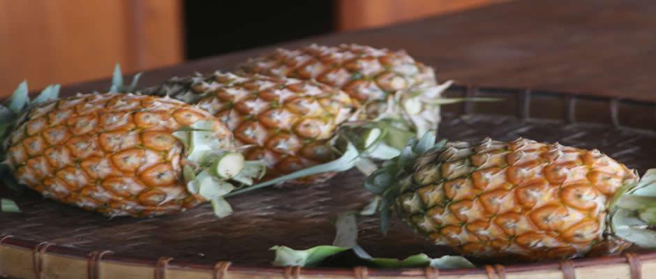 Ananas i Muang Paem